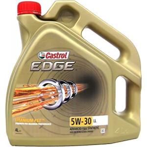 CASTROL EDGE 5W30 LL, 4Lt Q3