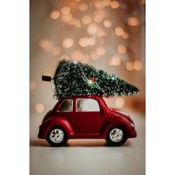 5 τρόποι για τον έλεγχο του αυτοκινήτου τα Χριστούγεννα